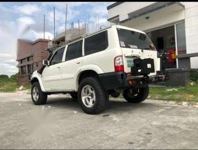 2006 Nissan Patrol 4x4 AT White For Sale