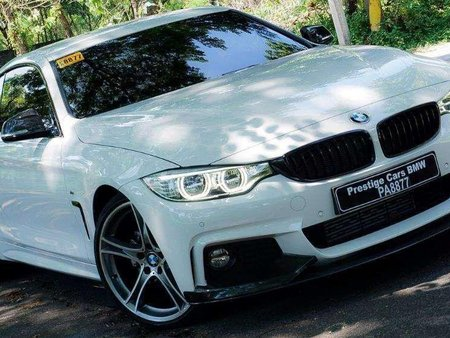 2017 BMW 420d MSport Coupe