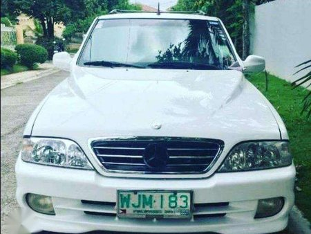 Ssangyong Musso 1999 for sale