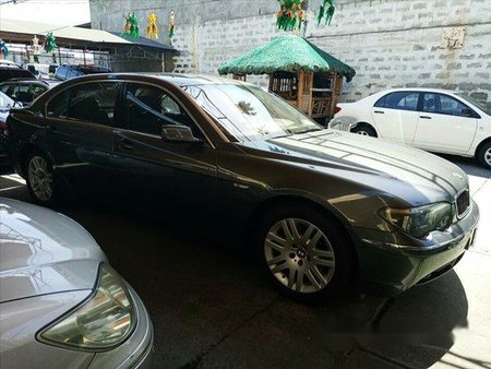 BMW 745Li 2004 for sale