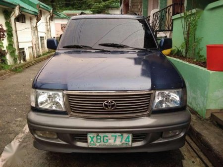 Toyota Revo Sport Runner 2001 Blue For Sale