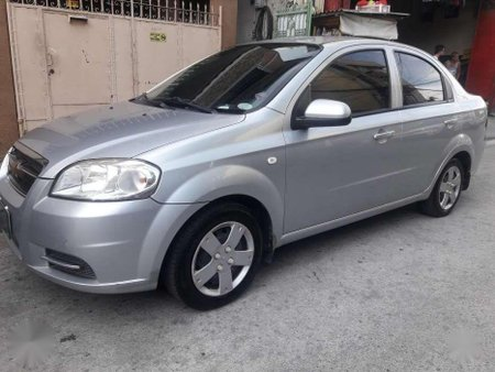 2012 Chevrolet Aveo Manual For Sale 456636