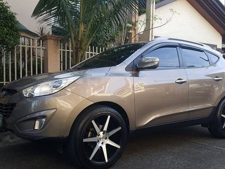 2010 Hyundai Tucson GLS For sale