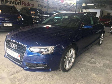 Audi A5 2dr 2016 Acquired 2017 Model DrivenRides For sale