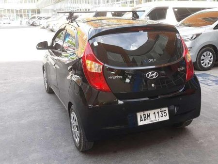 Hyundai Eon 2015 Black Top of the Line For Sale