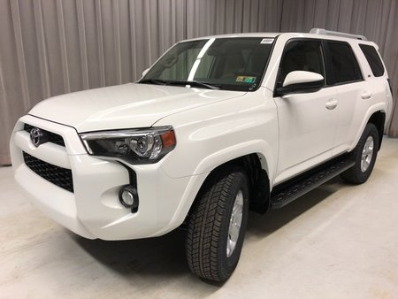Sure Autoloan Approval  Brand New Toyota 4runner 2018