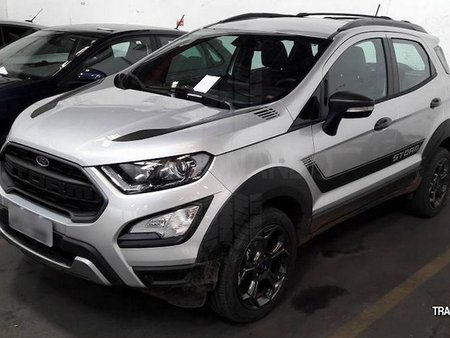 Sure Autoloan Approval  Brand New Ford Ecosport 2018