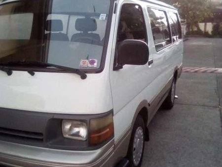 1996 Toyota Hiace Commuter​ For sale