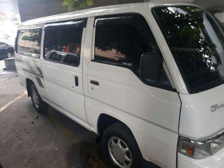 Rush sale Nissan Urvan escapade 2012