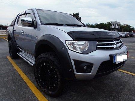 2014 Mitsubishi Strada GLX V MT for sale