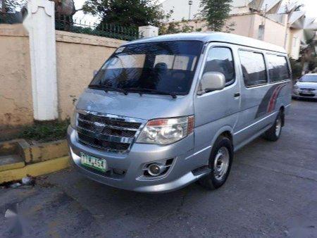 Foton View 2012 diesel FOR SALE