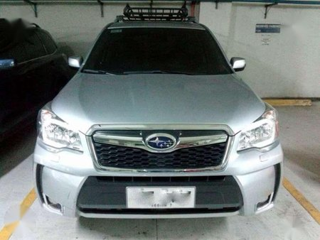 Well-maintained Subaru XT 2014 for sale