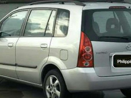 Fresh 2002 Mazda Premacy Silver Wagon For Sale