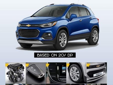 CHEVROLET TRAX AT LS 2018 FOR SALE