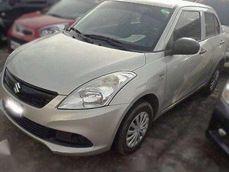 2016 Suzuki Dzire MT Silver Sedan For Sale