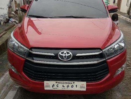 2011 Toyota Camry For Sale >> Toyota Innova J ( 2018 ist edition ) For sale 468980