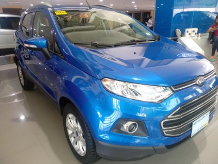 ZERO Down Payment - Ford Ecosport 2018 for sale