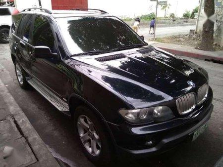 2005 Bmw X5 Gas 6 Cyl 3 0i Black For