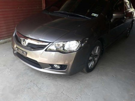 Honda Civic FD 2011mdl 1.8s Brown For Sale