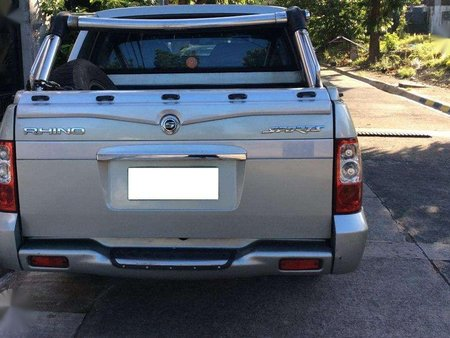 Ssangyong Musso Pickup 4x4 Silver For Sale