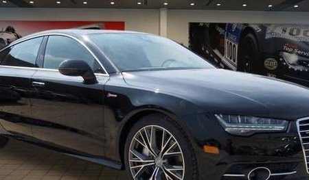 Sure Autoloan Approval  Brand New Audi A7 2018