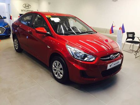 2018 Brand New Hyundai Accent Red For Sale