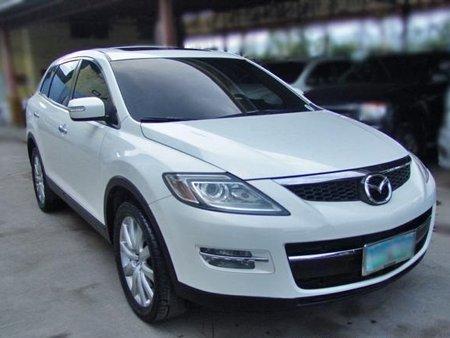 2009 Mazda CX9 3.7 V6 Automatic White For Sale