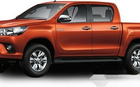 Toyota Hilux J 2018 for sale