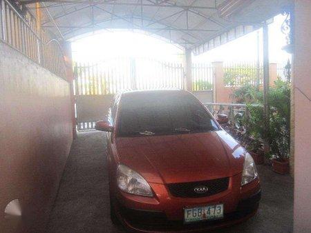 Kia Rio 2007 Limited Edition Orange For Sale