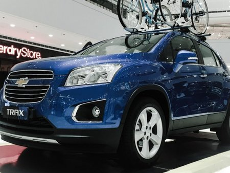 2018 Brand New Chevrolet Trax Hatchback For Sale