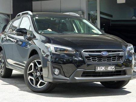 2018 Brand New Subaru XV Black For Sale