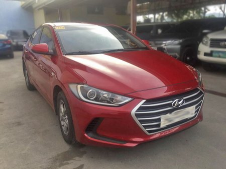 2017 Hyundai Elantra 1.6 GL MT for sale