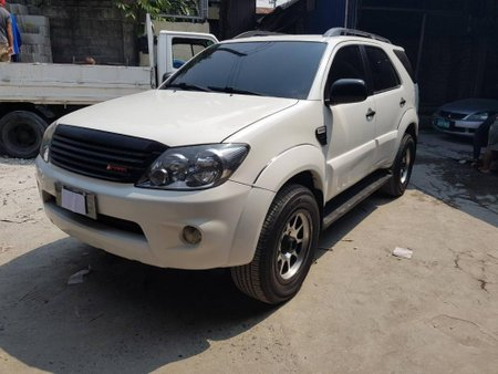 Sell Used 2007 Toyota Fortuner at 70000 km in Manila