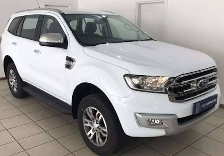 100% Sure Autoloan Approval Brand New Ford Everest 2018