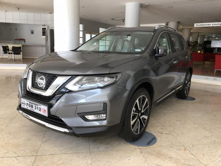 New Nissan Xtrail 2.5 4x4 CVT