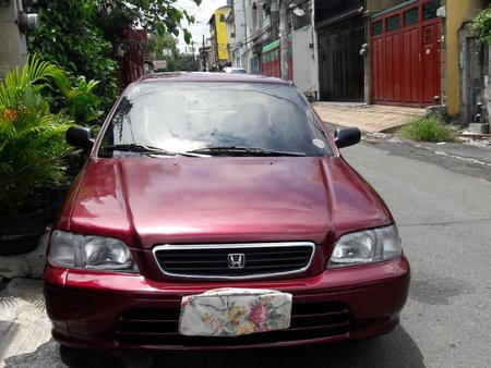 Non-commercial Honda City 1997 Model Automatic in good condition