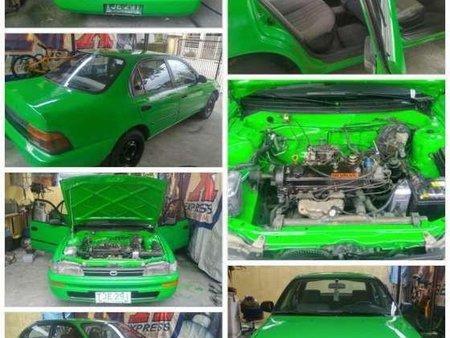 1993 toyota corolla manual transmission