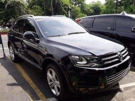 2015 Volkswagen Touareg as Brand New