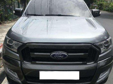 2016 ford edge manual