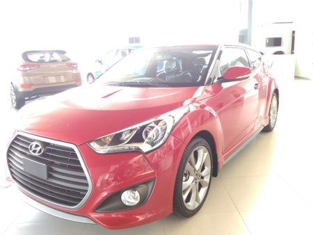HYUNDAI VELOSTER 2018 FOR SALE