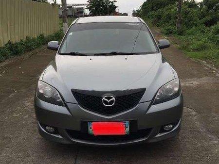2006 Mazda 3 Hatchback Grey For Sale