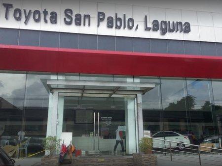 Toyota, San Pablo Laguna
