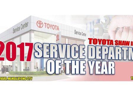Toyota, Shaw