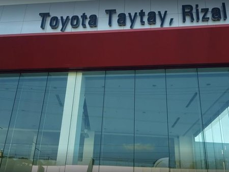 Toyota, Taytay Rizal