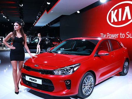 Kia, Global City