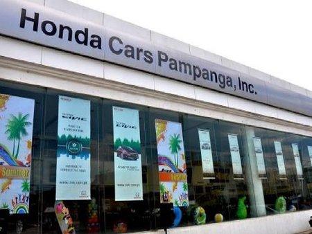 Honda Cars, Pampanga