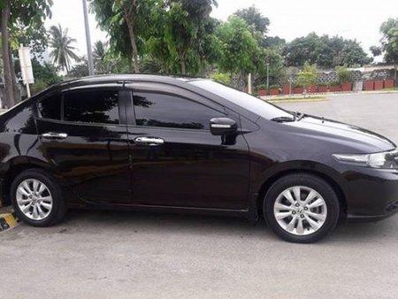 2013 Honda City E AT Black For Sale