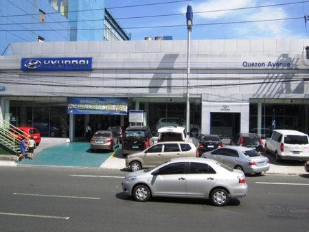 Hyundai, Quezon Avenue