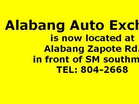 Darjen Alabang Auto Exchange