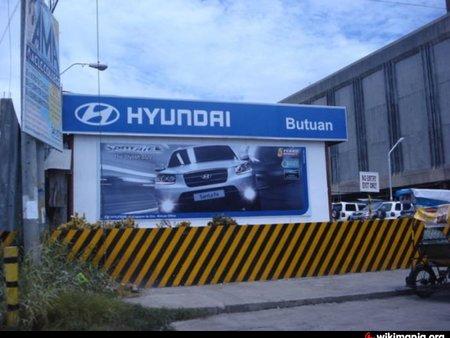 Hyundai, Butuan